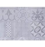 GeoCeramica 60x60x4 Mosaik Grey