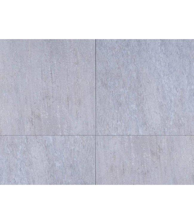 Geoceramica 60x60x4 cm Fiordi Grigio