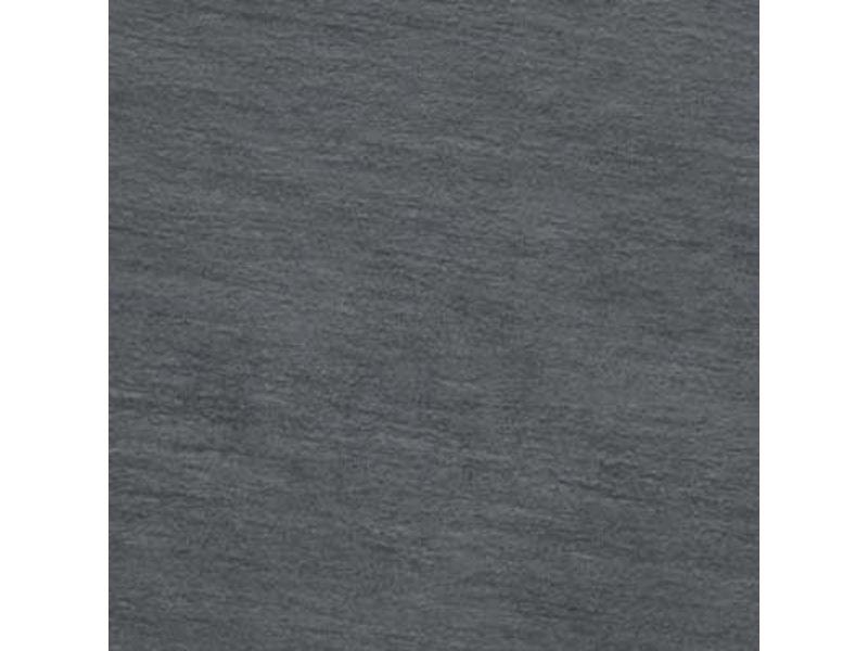 Keramische buitentegel Ardesia Nero 60x60x2 cm
