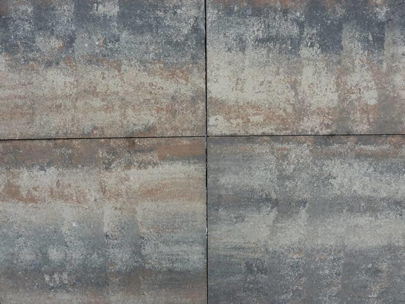 Terrastegel Millingen Bruin Nuance 60x60x4,7