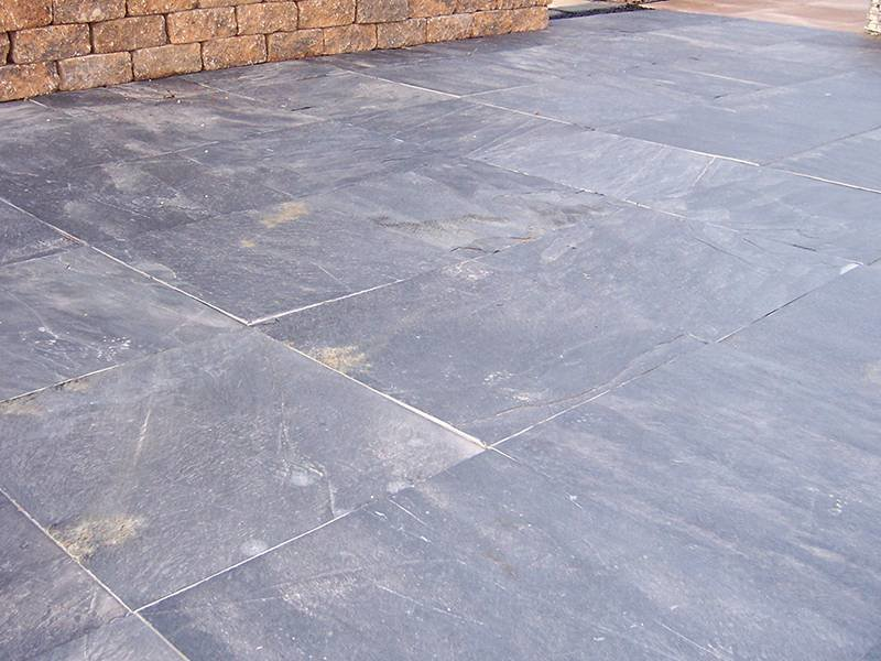 Black Slate 2,2-3 cm dik