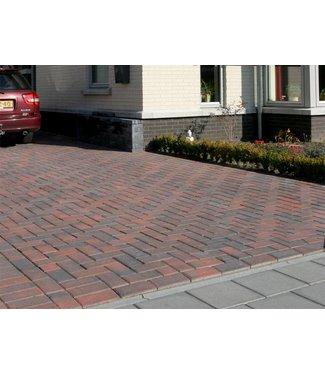 Betonklinker BKK Rood/Zwart Tremico 21x10,5x7 cm