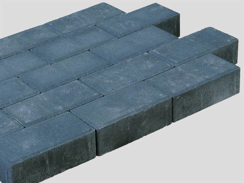 Betonklinker BKK Antraciet 21x10,5x7 cm