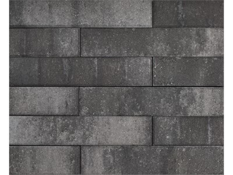 Wallblock Zeeuws Bont met facet 60x12x12