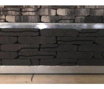 Stone Walling Antraciet 18x42x8