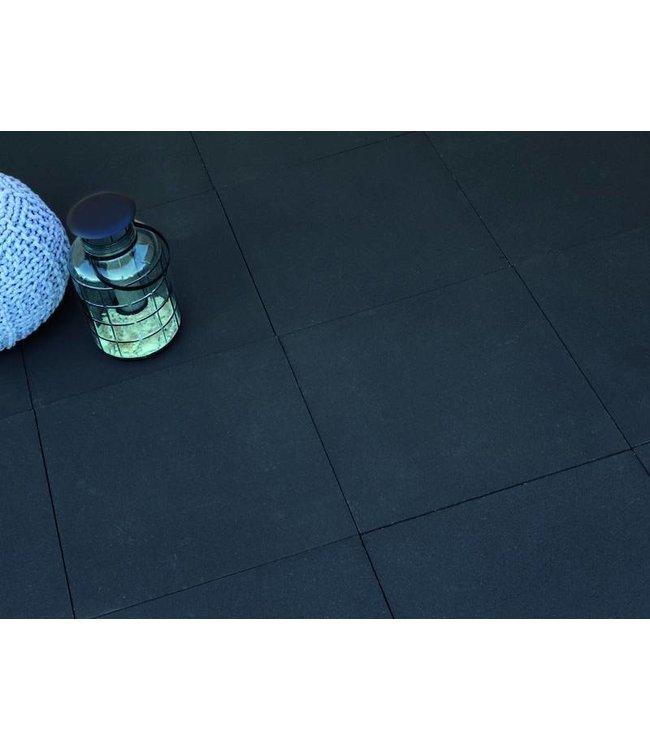 Estetico Vlak 60x60x6 Pit Black