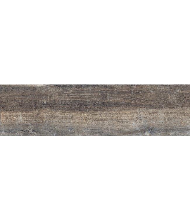 Geoceramica 120x30x4 cm Weathered Oak Caldedonia