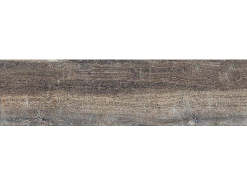 GeoCeramica 120x30x4 Weathered Oak Caldedonia