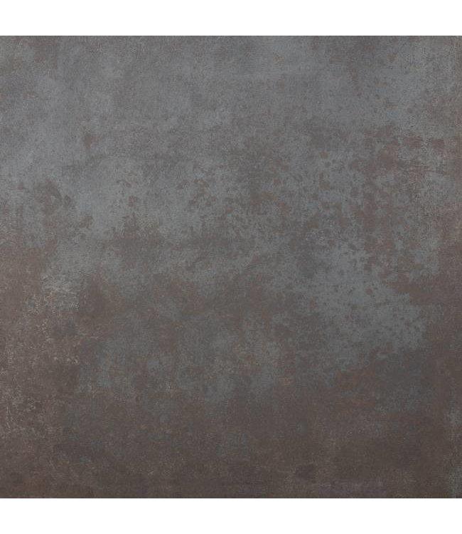 Geoceramica 80x80x4 cm Copper Steel