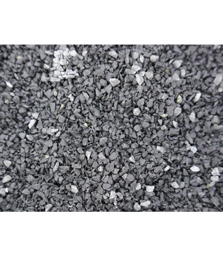 Basalt split antraciet 1-3 mm