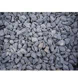 Basalt split antraciet 8-11 mm