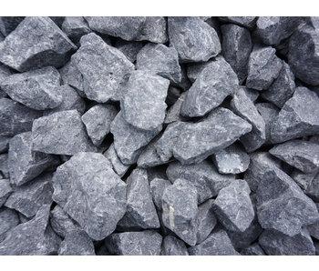 Basalt split antraciet 16-25 mm