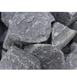 Basalt split antraciet 40-80 mm