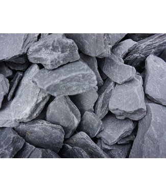 Canadian Slate zwart 30-60 mm