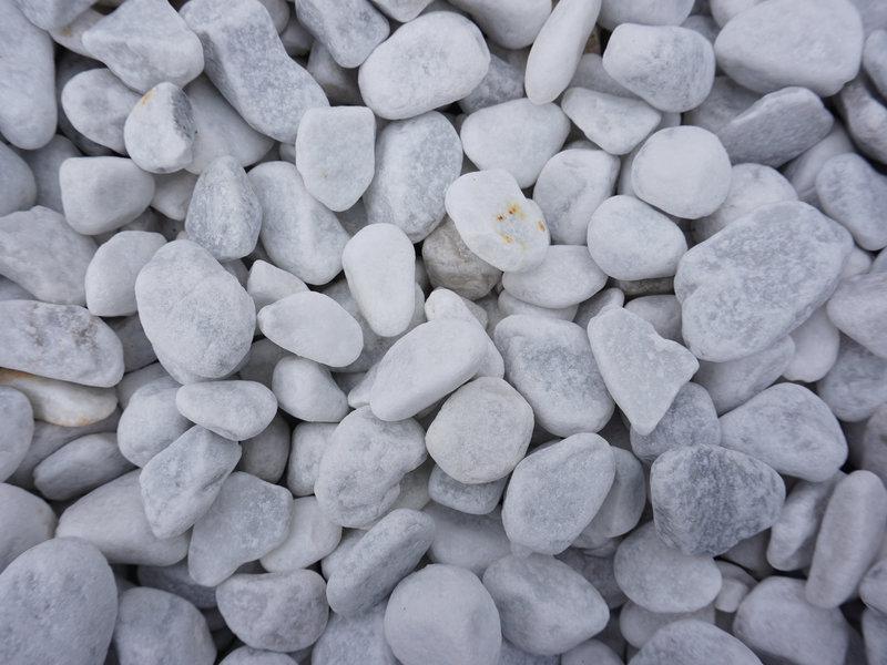 Carrara rond 15-25 mm