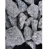 Graniet split grijs 40-70 mm