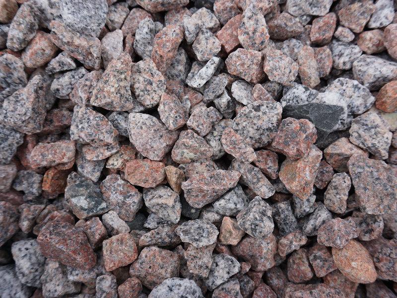 Graniet split roze 8-16 mm