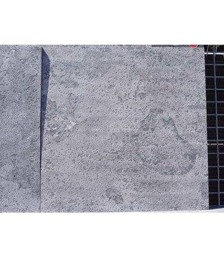 Chinees hardsteen gevlamd 60x60x2,5 cm