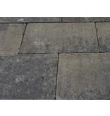 Trommelsteen grijs/zwart 42x21x7