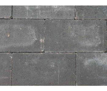 Trommelsteen zwart 42x21x7
