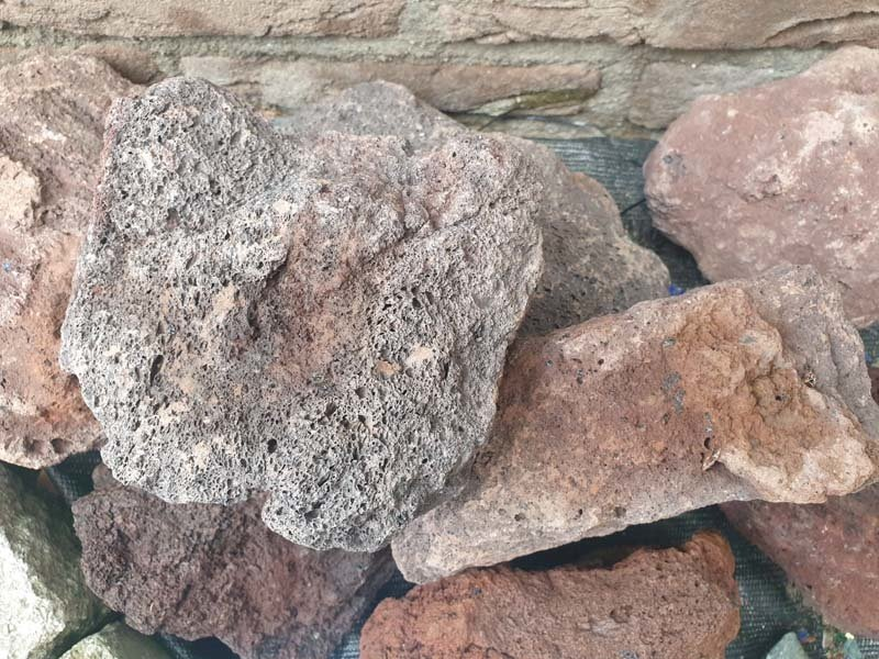 Lava Rots 80-150mm