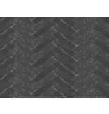 Abbeystones Waalformaat Nero 20x5x7