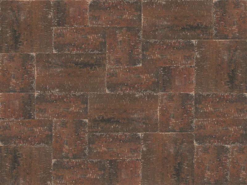Abbeystones wildverband 6 cm getrommeld zomerbont