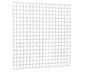 Draadpaneel stekloos 0.4x10x10 cm verzinkt