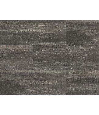 Grijs/zwart 40x80x4 cm