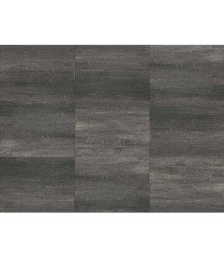 Grijs/zwart 50x50x4 cm