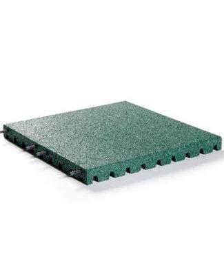Veiligheidstegel 50x50x2,5 Groen