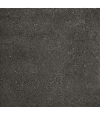 Cerasolid Stone antraciet Keramische Buitentegel 90x90x3