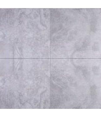 Keramische binnentegel Marble Clay 60x60x1 cm
