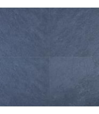 Keramische binnentegel Dark Slate 60x60x1 cm