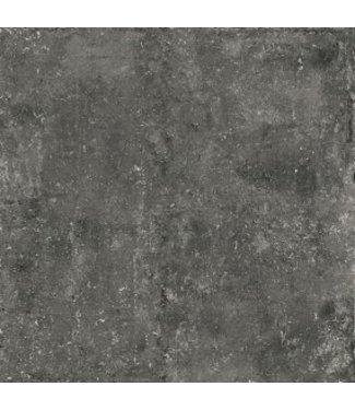 Keramische tegel Kl Palazzo Anthrazite 90x90x3 cm