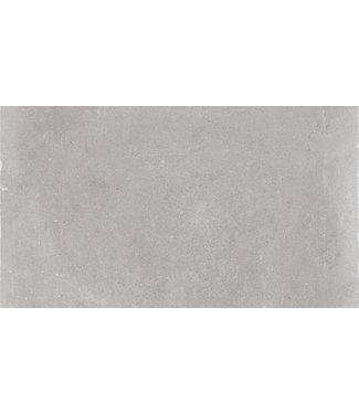 Keramische tegel Kl Ultra C Light Grey 45x90x3 cm