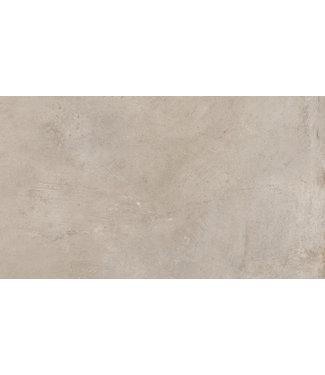 Keramische tegel Kl Ultra Gare Sand 45x90x3 cm