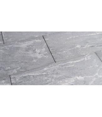 Keramische tegel Kl Elegance Nero Santiago 40x80x3 cm