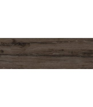 Keramische tegel Kl Timber Mokka 120x40x3 cm