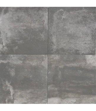RR Keramische buitentegel Coto Grey 90x90x3 cm