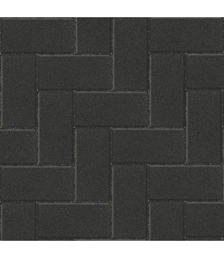 Betonklinker BSS Zwart met deklaag 21x10,5x8 cm