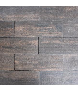 Estetico Wood Walnut 20x60x6cm