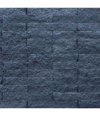 Wallblock split Antraciet 40x15x6cm
