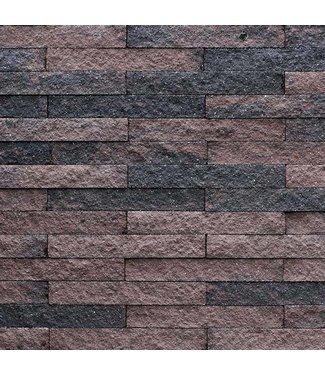 Wallblock split Brons 40x15x6cm