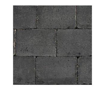 Trommelsteen Zwart 20x30x6 cm