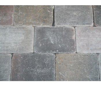 Trommelsteen Brons Genuanceerd 20x30x6 cm