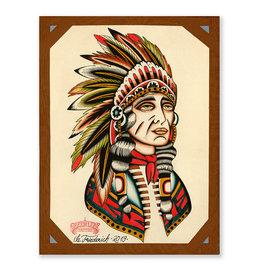 "Sascha Friederich ""Indian Chief"" - Sascha Friederich"