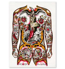 """Adrian de la Fuente """"Full Back Concept"""" - Adrian de la Fuente"""