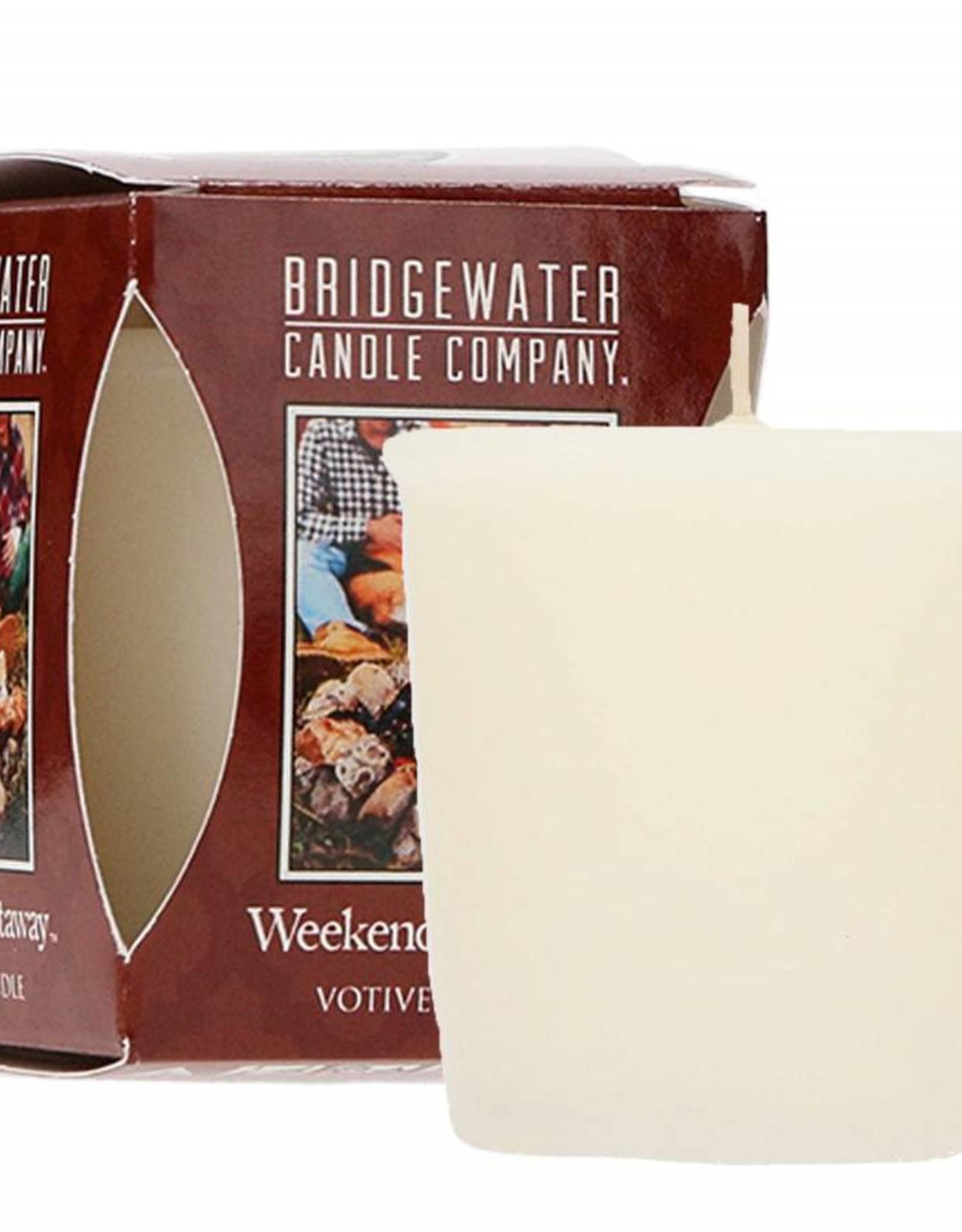 Bridgewater Weekend Getaway Geurkaars