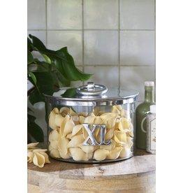 Riviera Maison XL metal Storage Jar